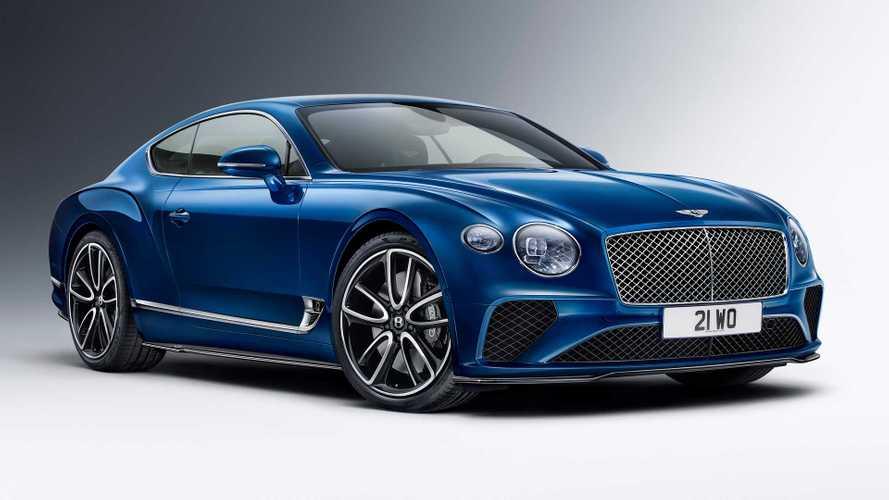 Bentley introduces new sporty carbon fibre enhancements