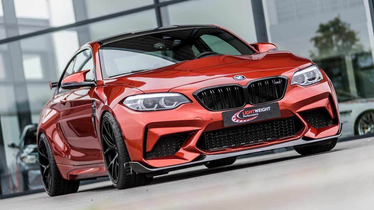 LIGHTWEIGHT BMW M2 Competition