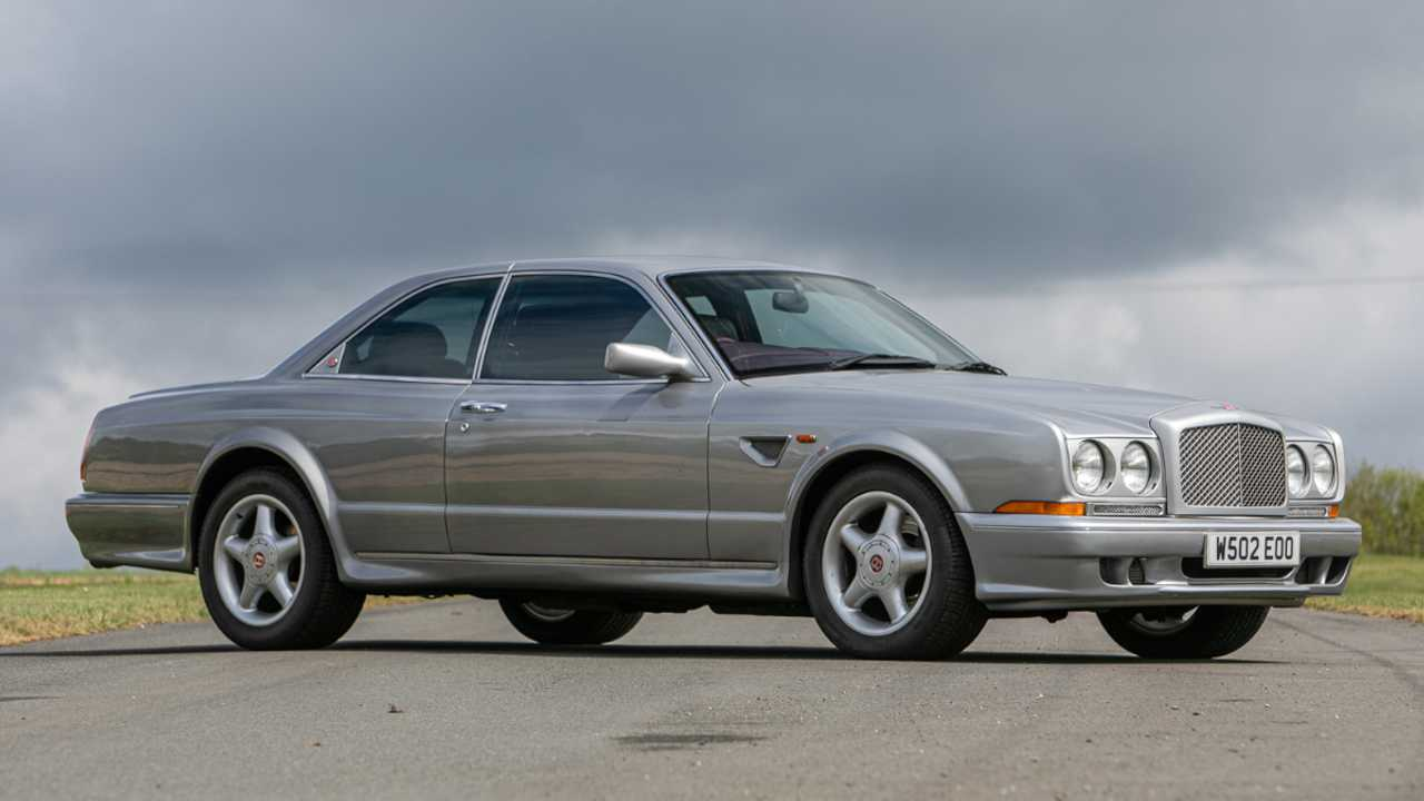 2000 Bentley Continental R Mulliner 'Widebody'
