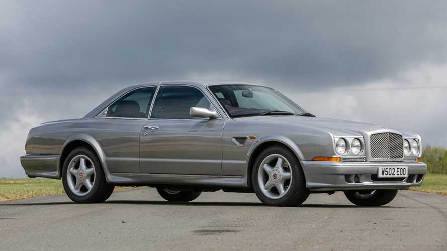 Rare Bentley headlines Silverstone Auctions' online sale