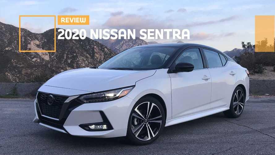 2020 Nissan Sentra SR: İnceleme
