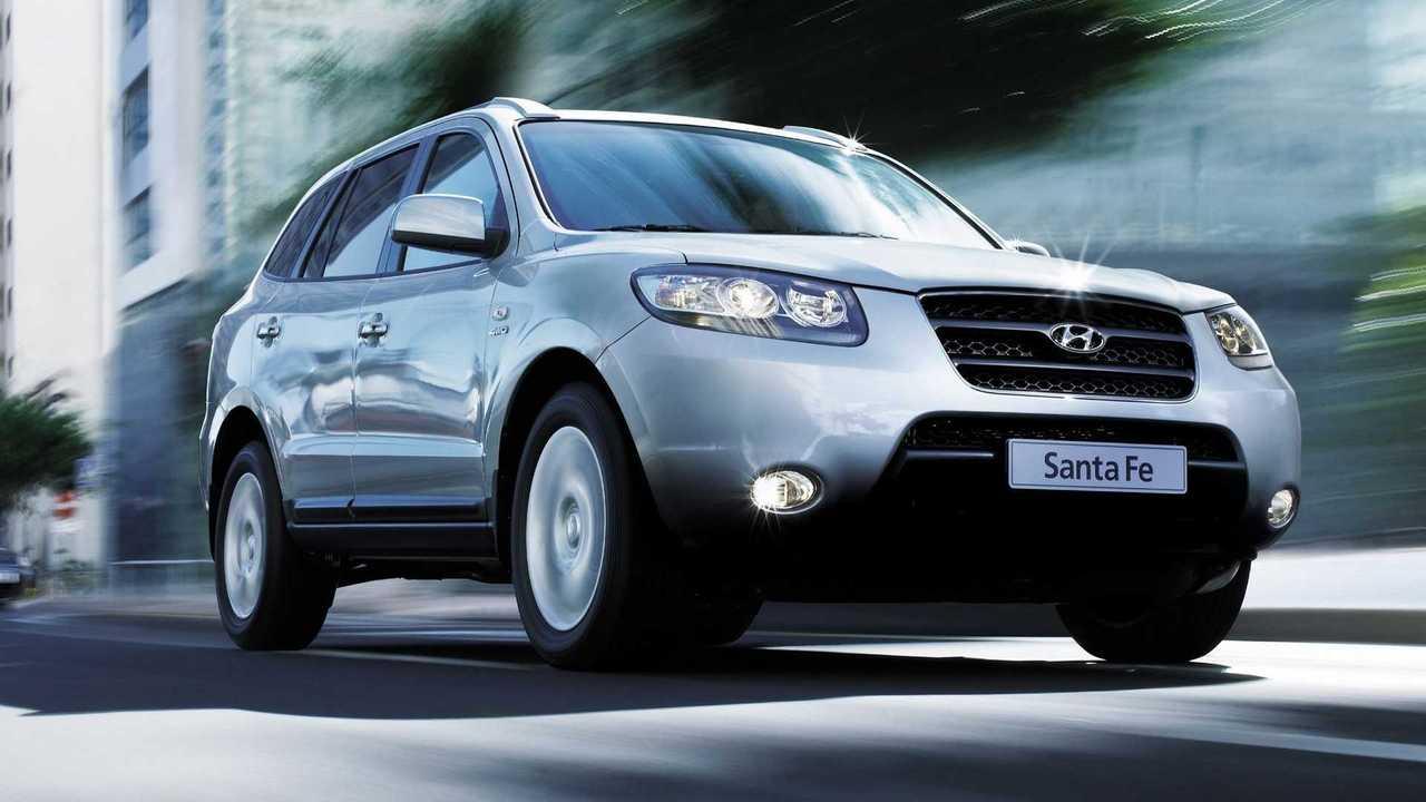 Hyundai Santa Fe (CM) (2005-2009)