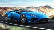 Lamborghini Huracán Evo RWD Spyder (2020)
