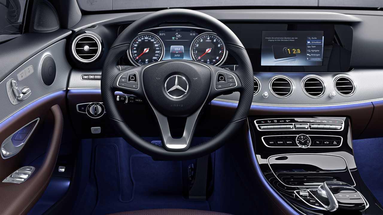 Mercedes-Benz Clase E W213 (2016)