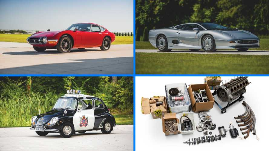 20 Interesting Cars And Items From The Elkhart Collection Auction