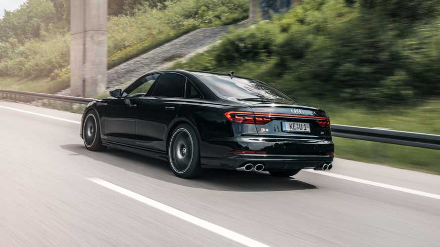 Audi S8 2020, preparado por ABT