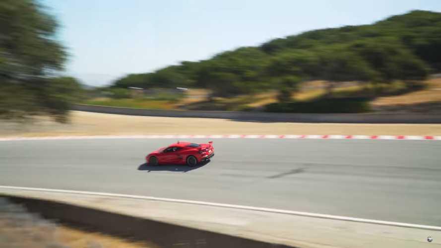 Kiélezett küzdelem egy Chevrolet Corvette C8, egy Dodge Viper ACR és egy Porsche 911 GT3 között