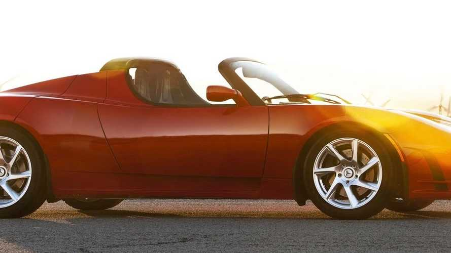 Will the Tesla Roadster become the first collectable electric car?