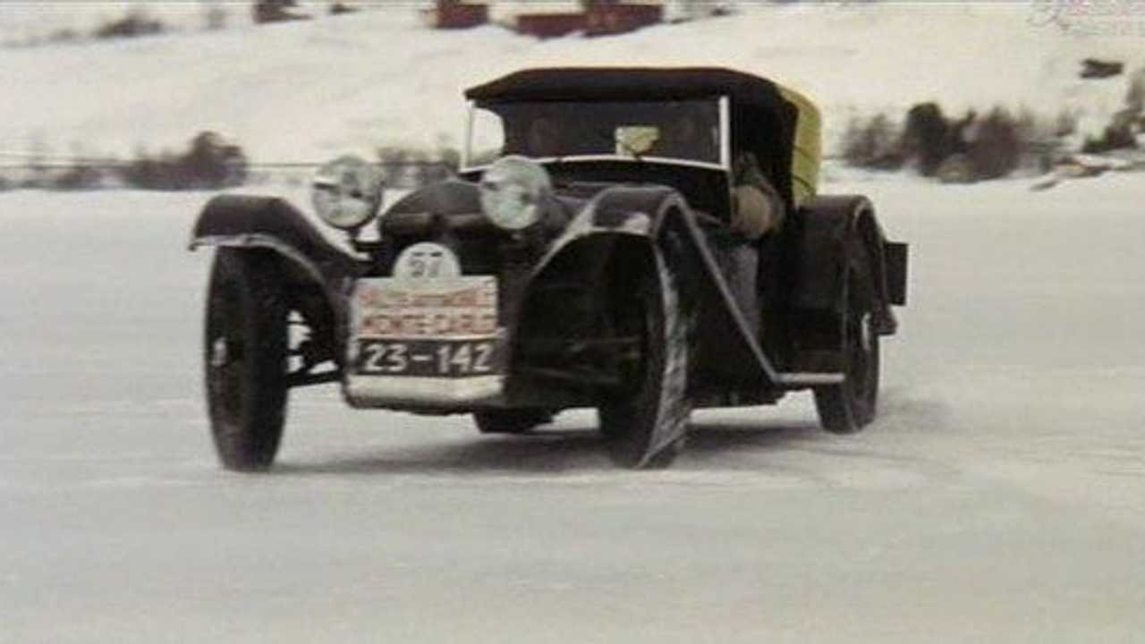 Classic Cars on Film: Monte Carlo or Bust!