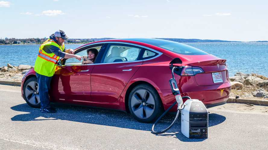 SparkCharge Begins Pilot Programs In California To Rescue Stranded EV Drivers