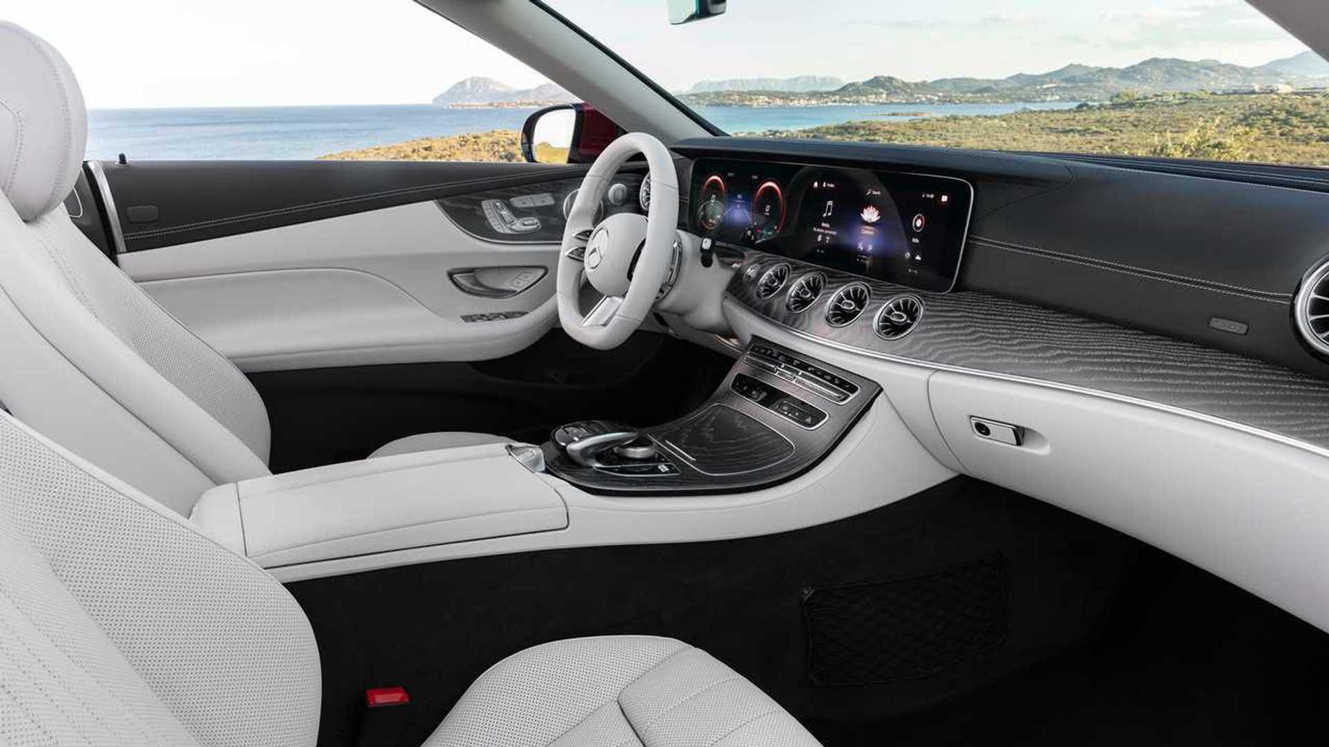 Mercedes-Benz Clase E Restyling (2020) 113