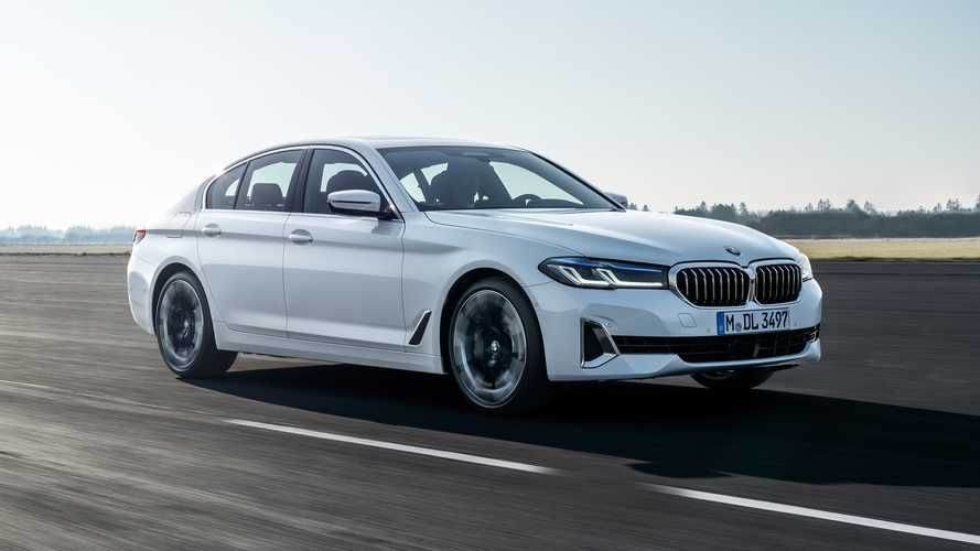 Facelifted BMW 5 Series starts at £37,480 in the UK