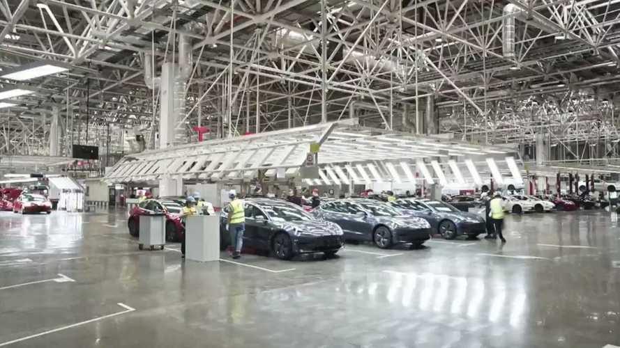 Tesla Model Y China Production May Begin This November