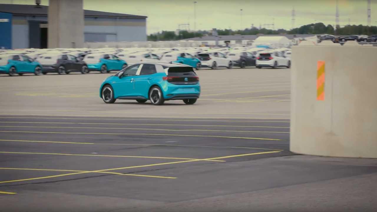 Volkswagen ID.3 in Sweden