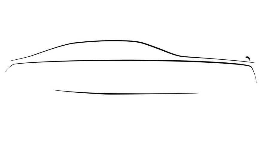 Rolls Royce Ghost, la nuova generazione sarà completamente diversa