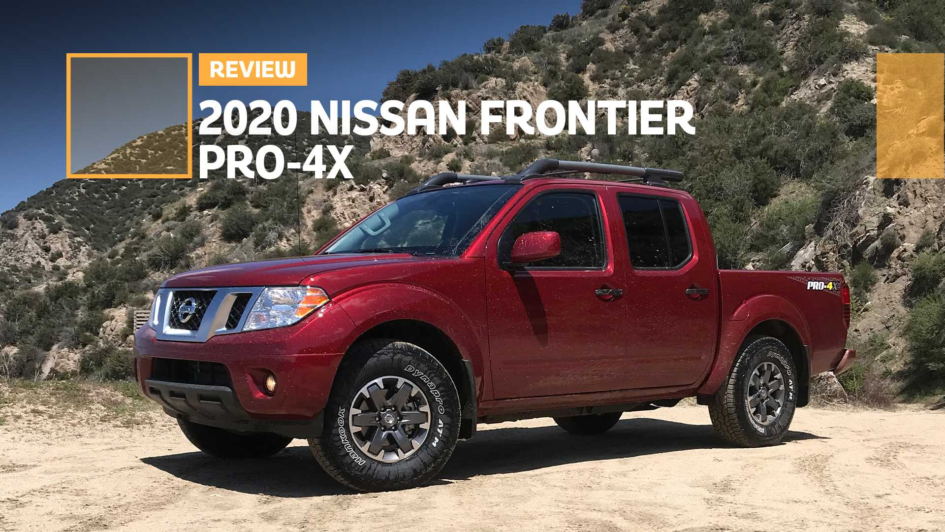 2020 Nissan Frontier Pro 4x Review New Engine Same Old Charm