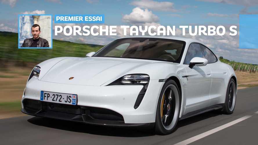 Essai Porsche Taycan Turbo S (2020) - Est-ce une vraie Porsche ?