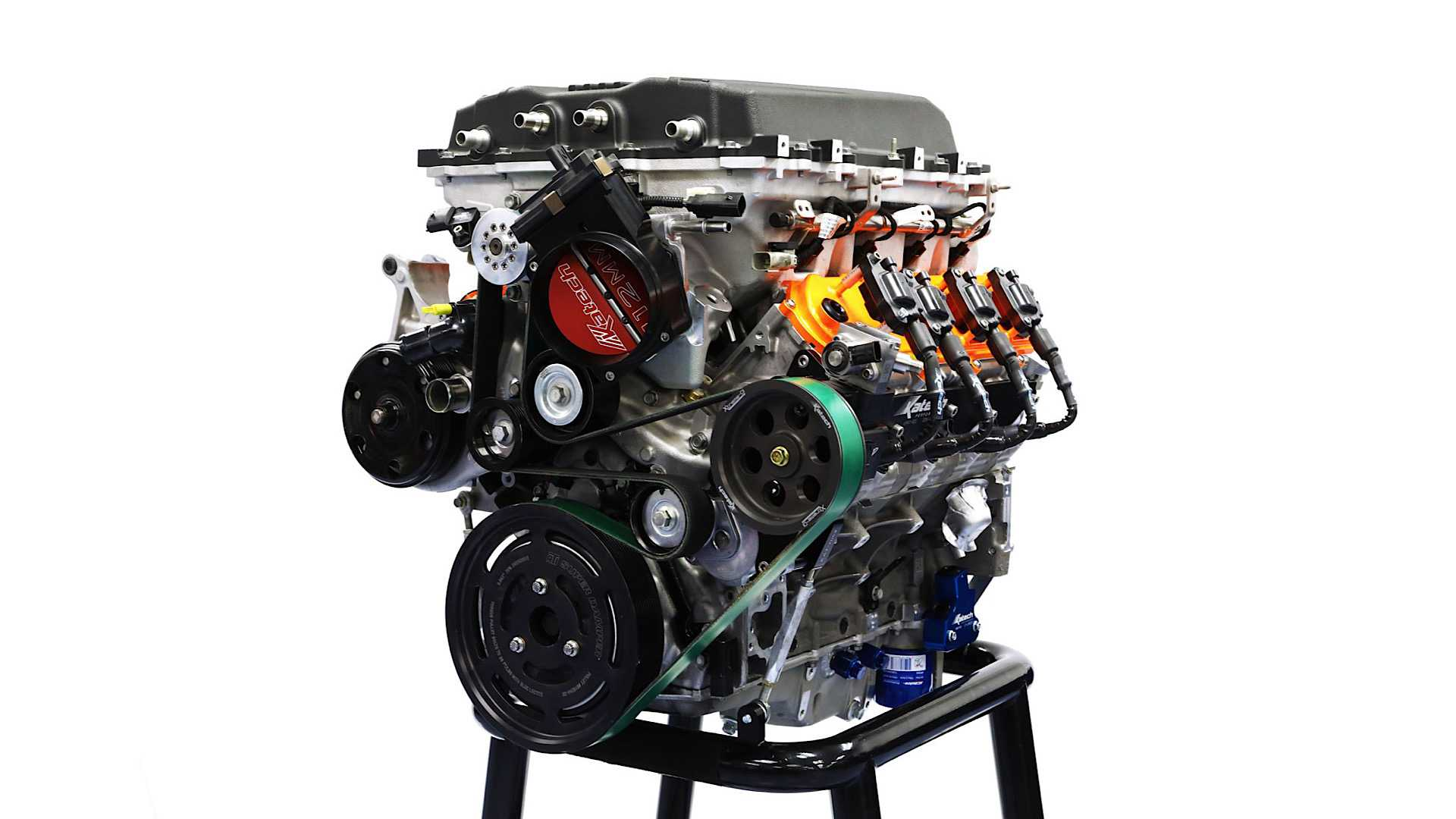 New Chevy LT5 Crate Engine Develops 1,159 HP And 1,063 LB-FT