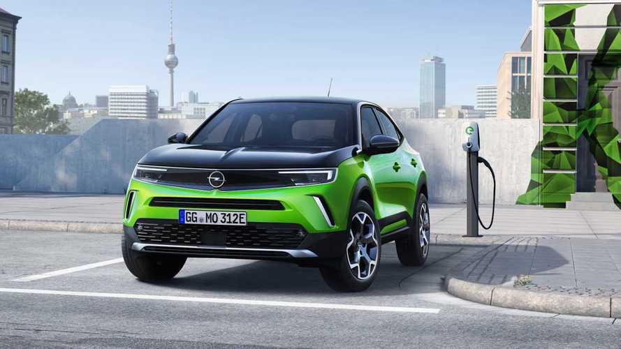 Opel возродит бренд OPC для электромобилей