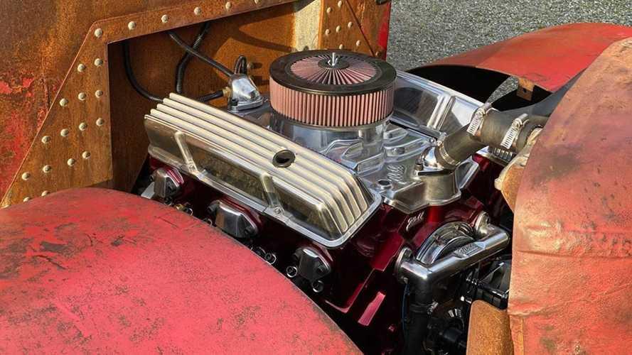 Канадцы переделали 85-летний V8 в электродвигатель