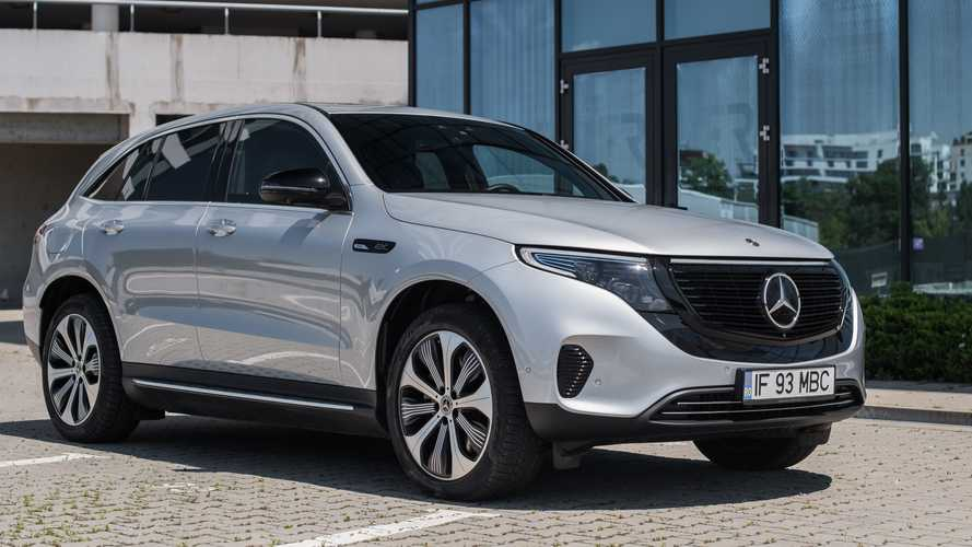 Mercedes EQC Coming To US After All, Albeit In 2025