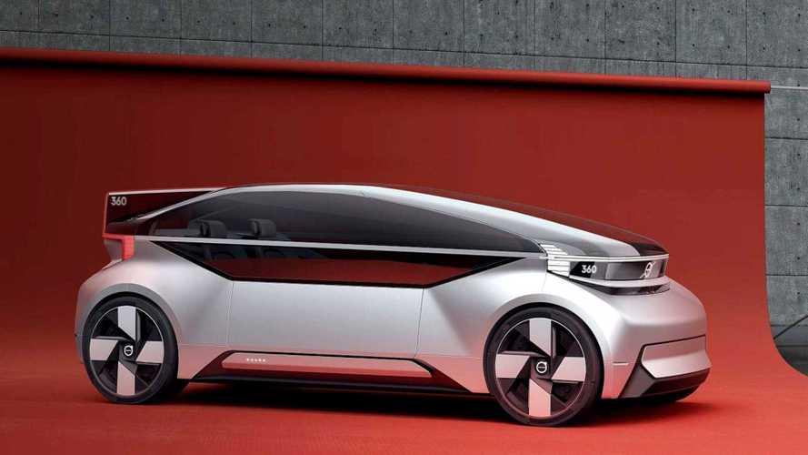 Volvo e Google fazem parceria para criar carro elétrico autônomo