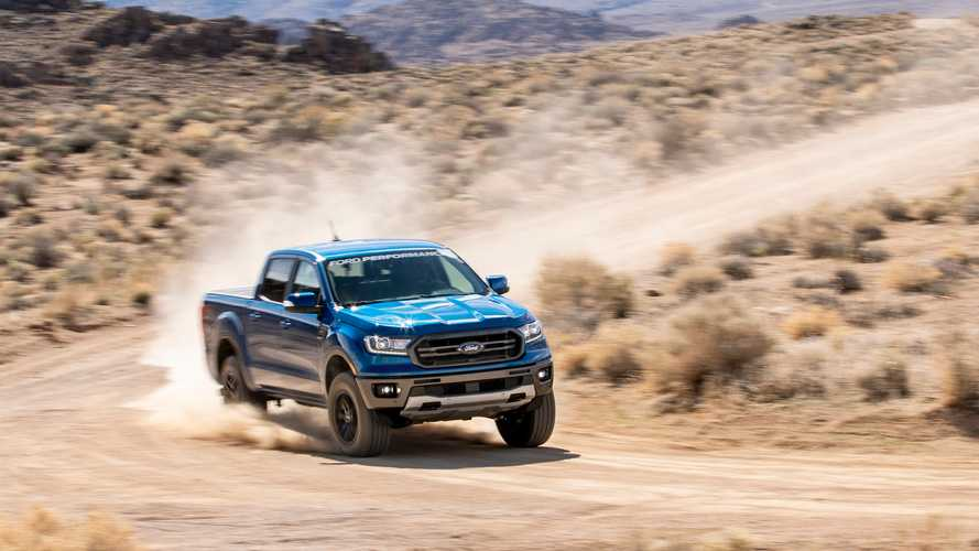Ford Ranger off-road packages