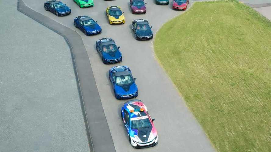 BMW i8 18 últimos ejemplares