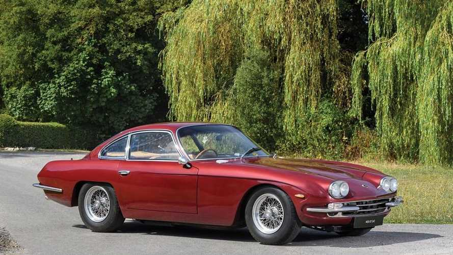 Classics for sale: was this Paul McCartney's Lamborghini 400GT?