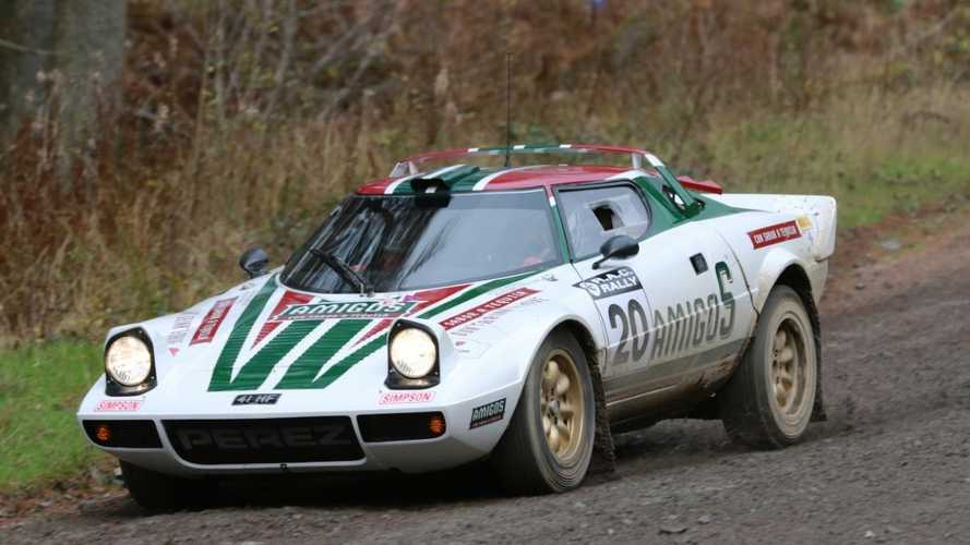 Historic Motorsport: Toughest yet for 2019 Roger Albert Clark Rally