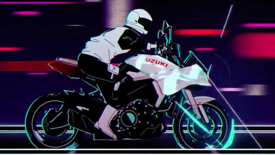 Suzuki Katana, l'icona raccontata in un cortometraggio animato [VIDEO]