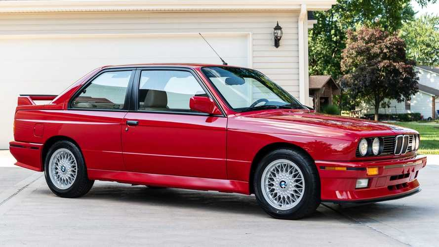 1988 BMW M3 Just Sold For Almost Two Times The Price Of New M8 Coupe