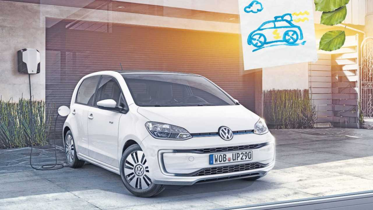 Дешевым электрокаром Volkswagen оказался новый e-Up!