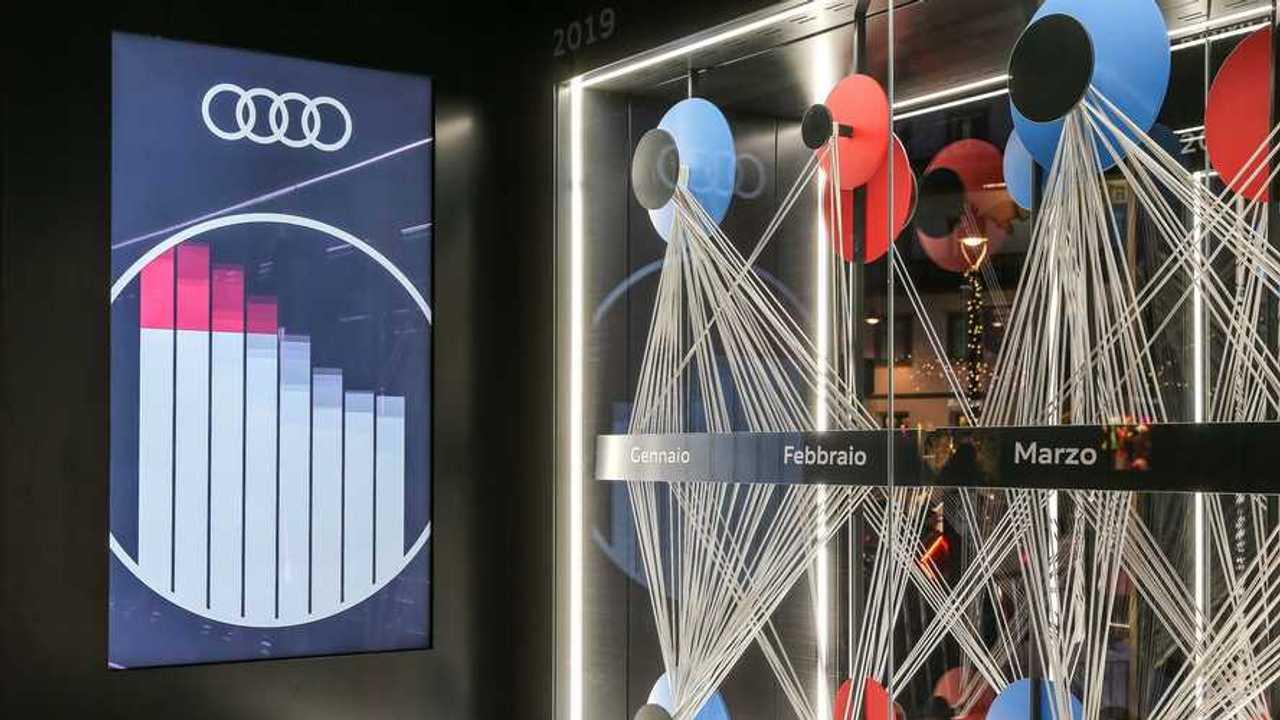 Audi a TEDxCortina 2020