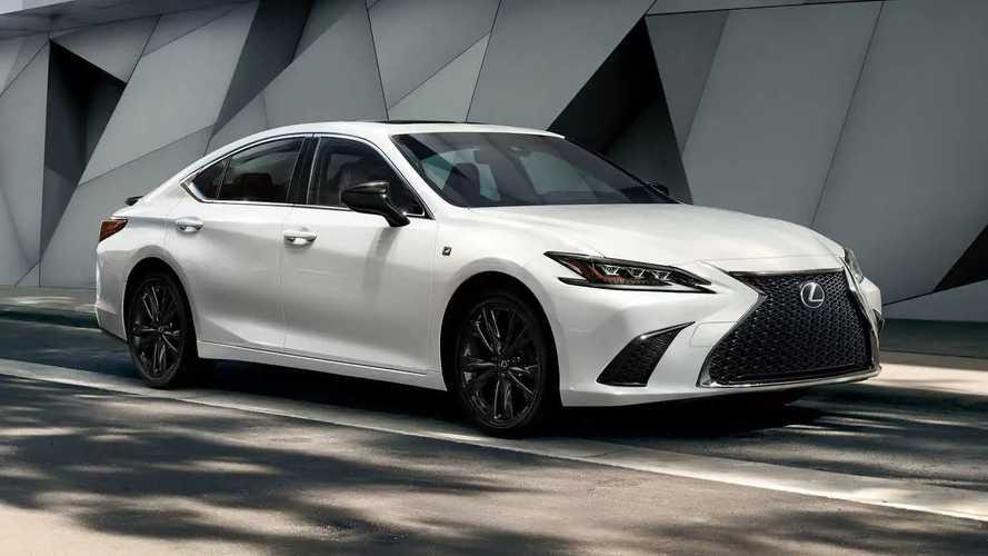 Lexus ES (2020) для рынка США