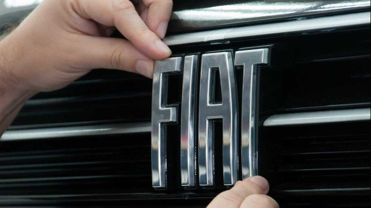 Fiat - Novo logotipo