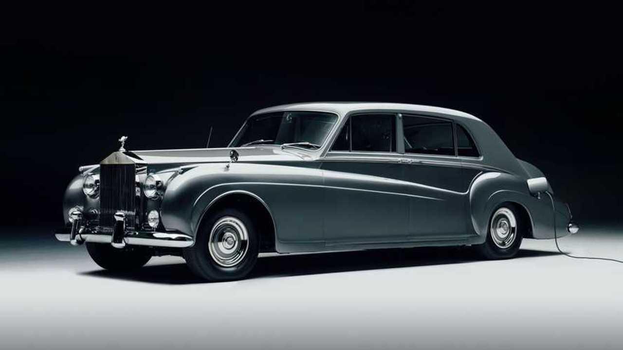 Rolls-Royce par Lunaz