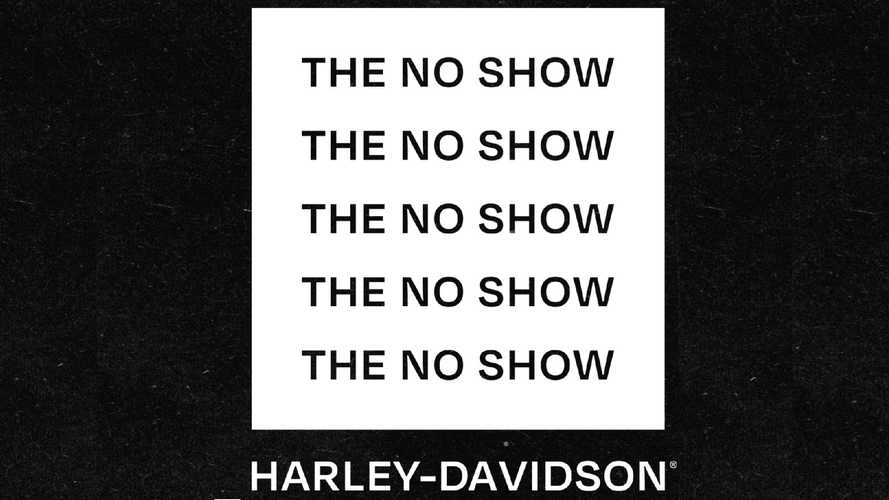 "Harley-Davidson lancia ""The no show"", il salone custom virtuale"
