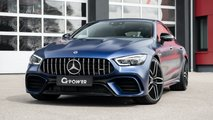 Mercedes-AMG GT 63 Upgrade by G-Power