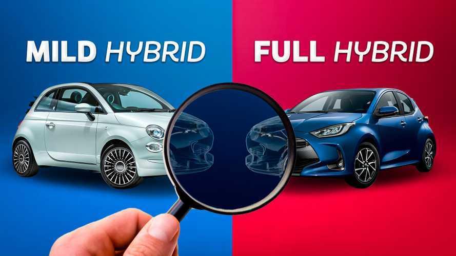 """Auto ibride """"mild hybrid"""" e """"full hybrid"""", che differenza c'è"""