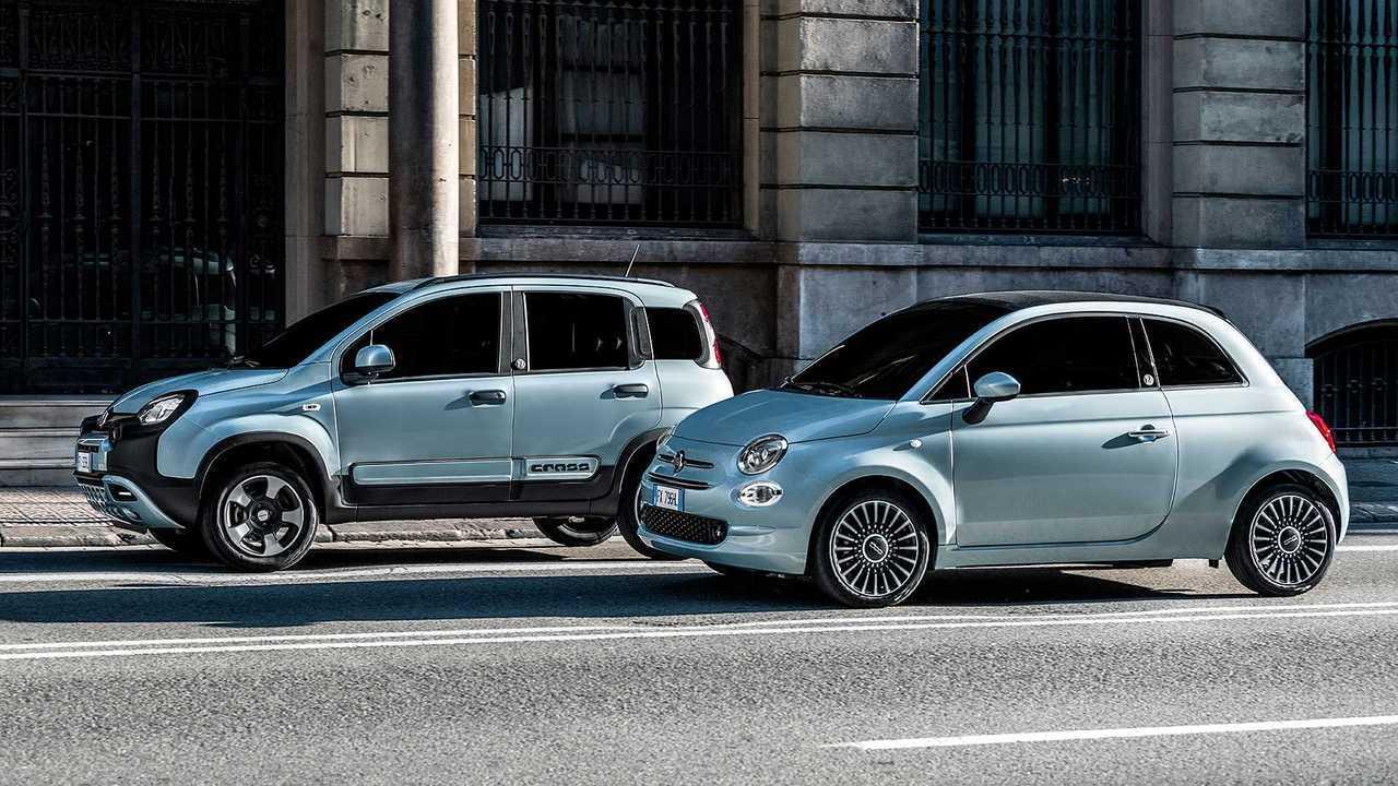 Fiat 500 Hybrid und Panda Hybrid: 93 g