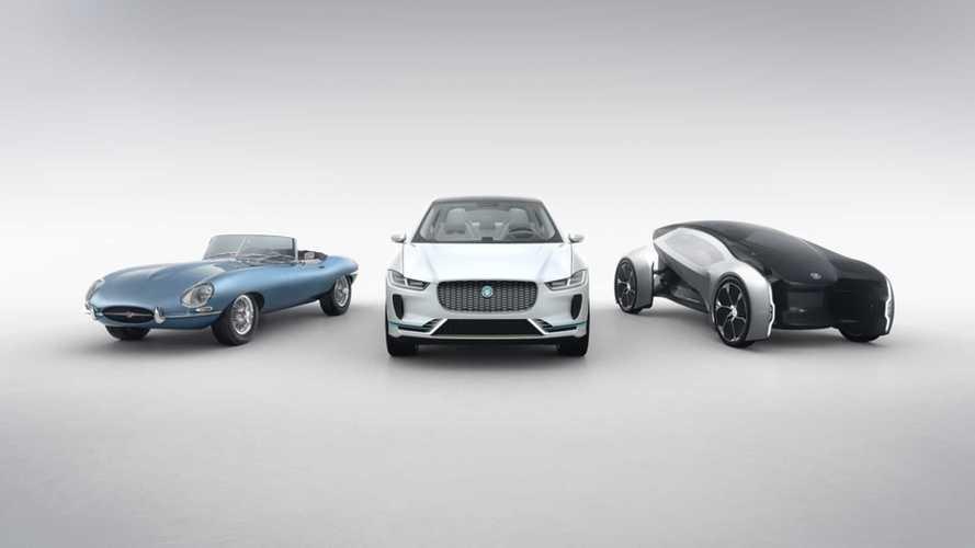 Jaguar отметил 85 лет обещанием инноваций
