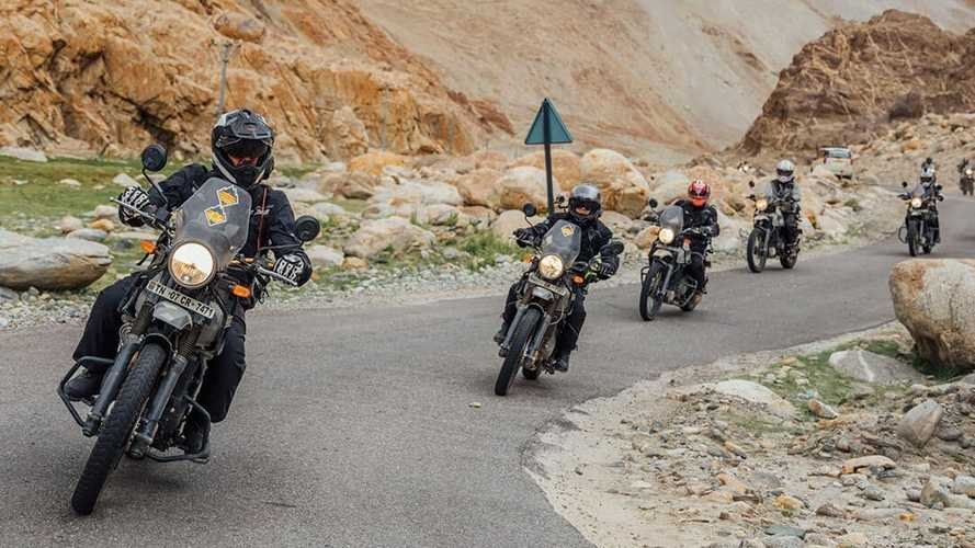 Royal Enfield Moves Forward With Moto Himalaya Ride Event
