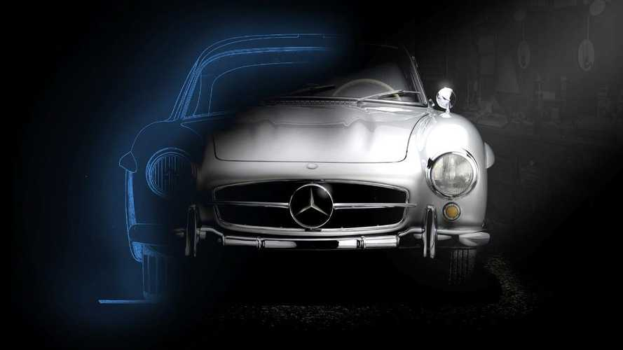 Mercedes-Benz launches virtual 300 SL rebuild game in Italy
