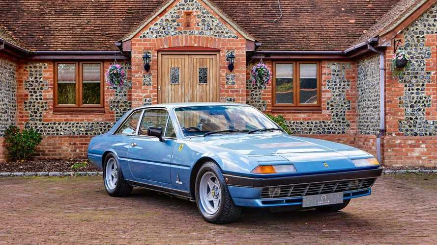 1982 Ferrari 400i for sale: The forgotten V12 you can afford