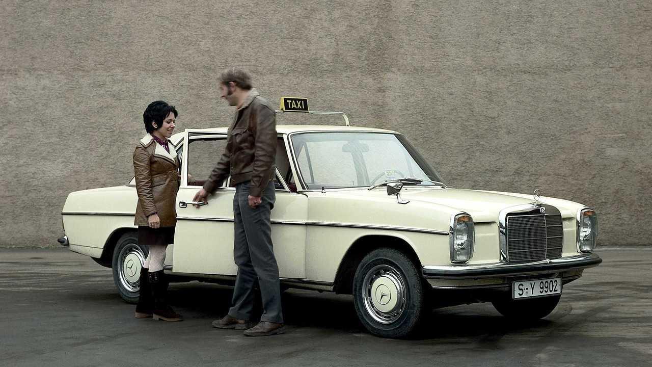 """1968 bis 1976: Mercedes-Benz """"Strich-Acht"""" (W 115/W 114)"""