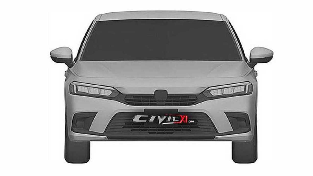 Honda Civic 2022 (Sedan) - Imagens de registro