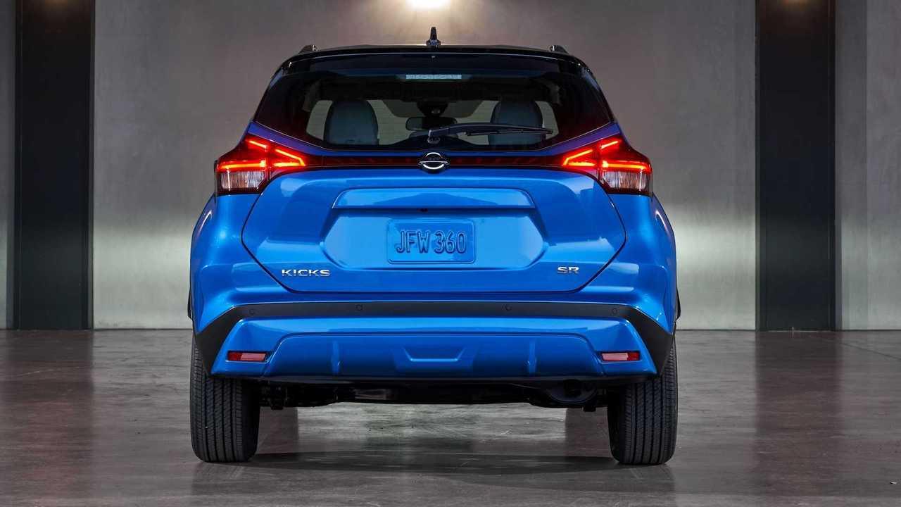 Qué te parece el Nissan Kicks 2021 en lugar del Qashqai?