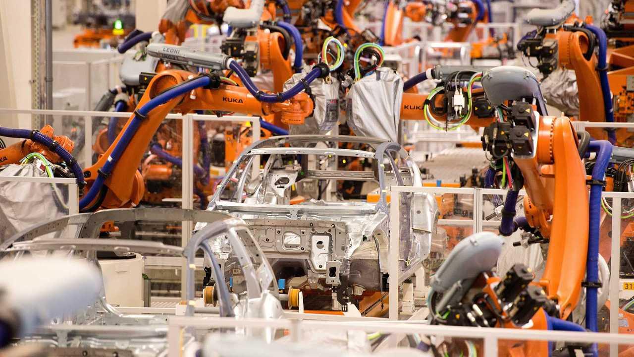 Volkswagen plant Emden