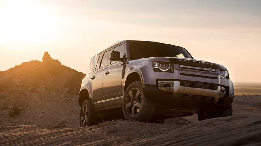 Richard Hammond'a göre Land Rover Defender'ın ismi değişmeli